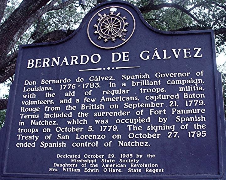 5 BERNARDO DE GÁLVEZ